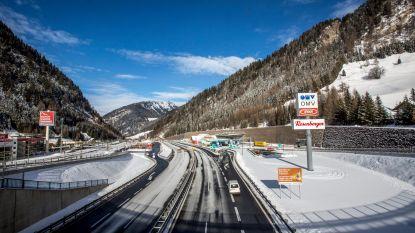Files verwacht aan Oostenrijkse Brennerpas door tijdelijke grenscontroles in juli en september