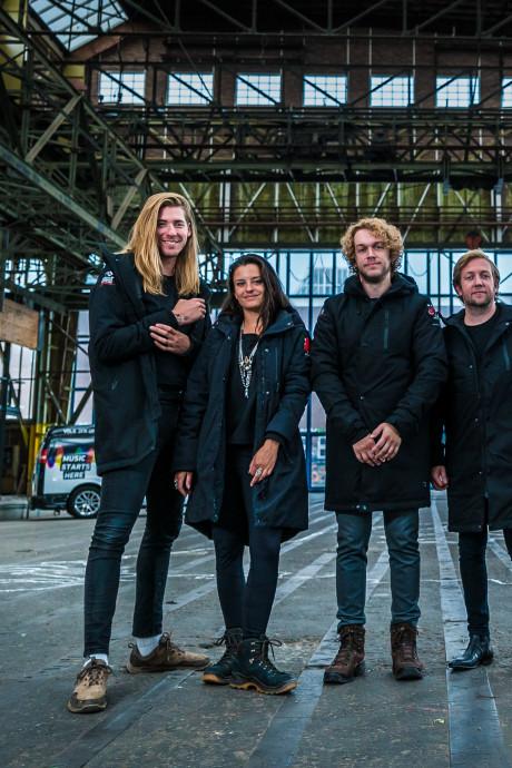 3FM Serious Request: The Lifeline voert door Grave, Nijmegen, Arnhem en Dieren