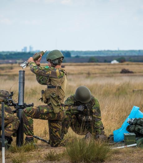 Militairen gaan twee avonden schieten op ASK 't Harde