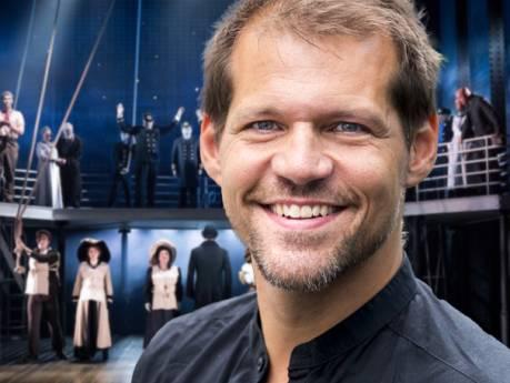 Musicalster René van Kooten pakt de draad weer op