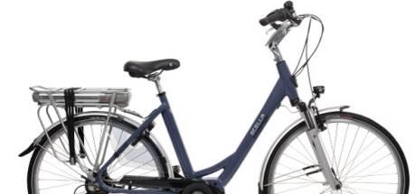Bejaarde fietsendief loopt in Doetinchem tegen de lamp door zendertje; tweede aanhouding in korte tijd