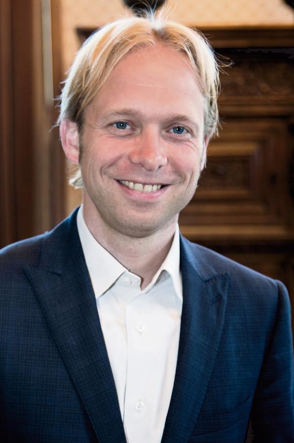 Gerdo van Grootheest, burgemeester van Culemborg.
