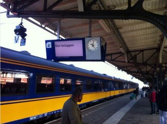 Niet instappen Roosendaal