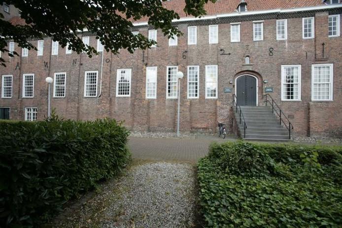 Het oudste, nog bestaande gedeelte van klooster Mariënhage. foto Ton van de Meulenhof