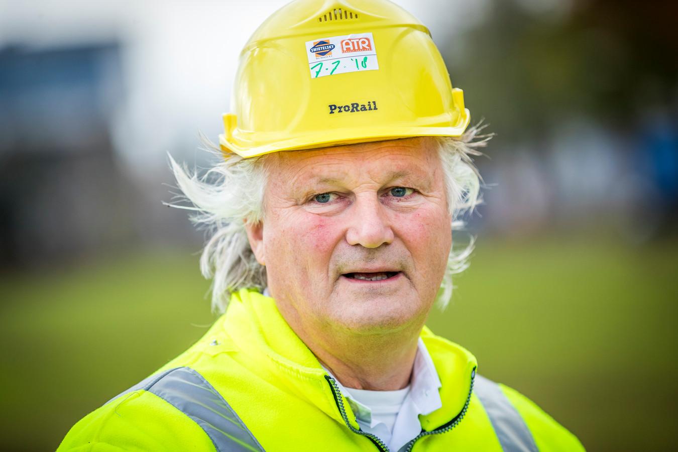 Pier Eringa, president-directeur van ProRail, stapt over naar vervoersbedrijf Transdev Nederland.