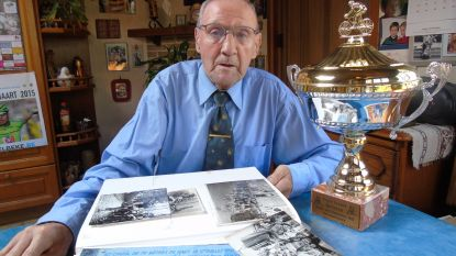 """Oudste nog levende Rondewinnaar Roger De Cock (93) over een voorjaar zonder koers: """"Luchtfietsen houdt me fit"""""""