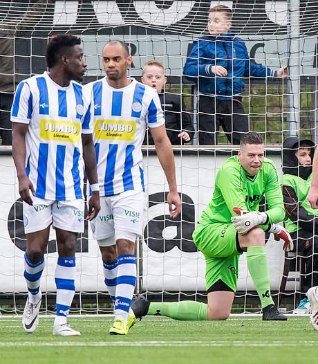 FC Lienden 'volledig weggespeeld' bij Katwijk