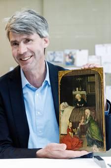 Gestolen kunstwerk na 57 jaar terug in Rotterdams museum