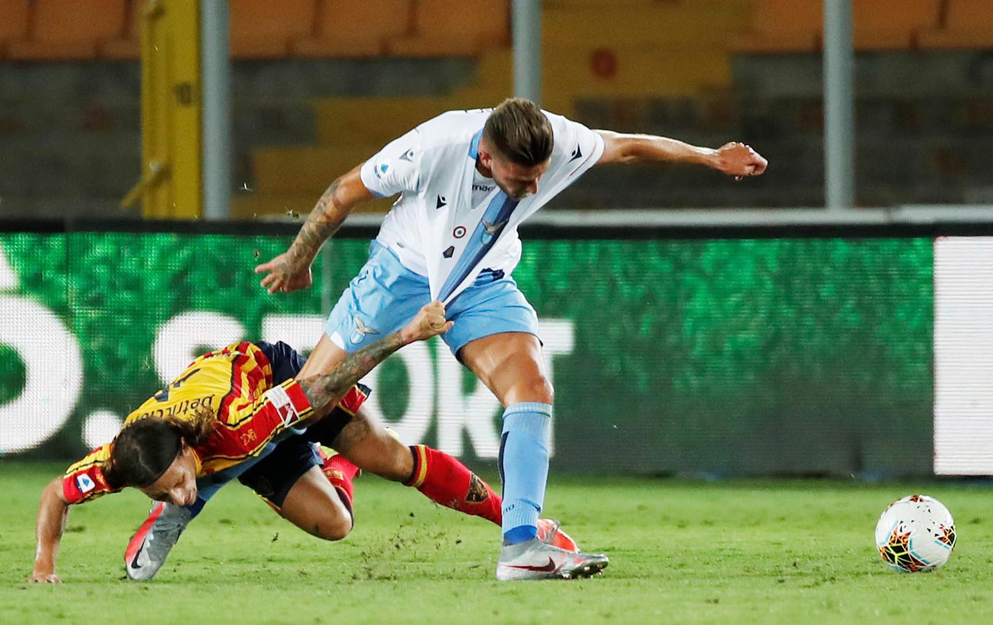 Lecce - Lazio.
