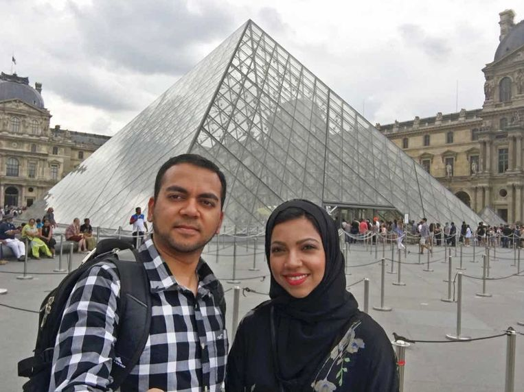 Faisal en Nazia Ali.