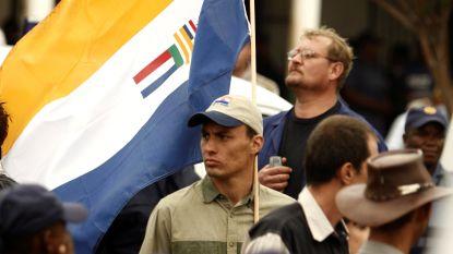 Zuid-Afrika beperkt het gebruik van apartheidsvlag