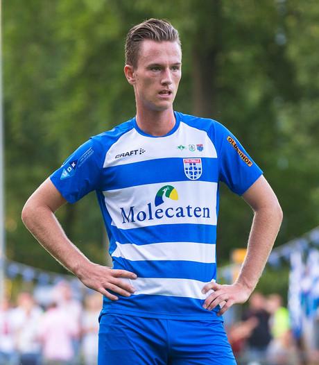 PEC Zwolle-verdediger Van Looy: 'Het was soms best moeilijk'
