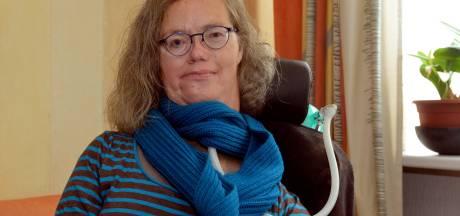 Roelofje heeft polio: Ik neem het de kerk kwalijk