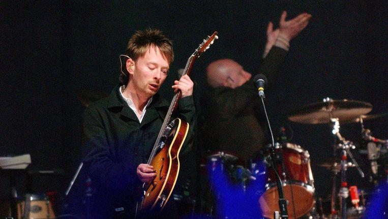 Thom Yorke. Beeld ANP