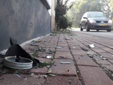 Dronken automobiliste ramt woningen in Turkeye