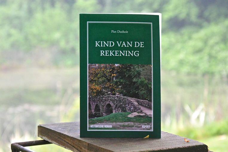 De cover van 'Kind van de rekening', het nieuwe boek van Piet Duthoit.