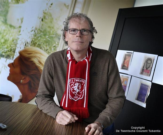 Frank Krake schrijft een boek over Joop Munsterman