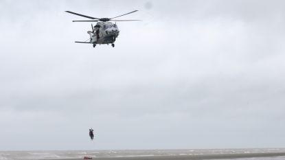 Grote zoekactie naar twee vermiste duikers op Belgisch-Franse grens