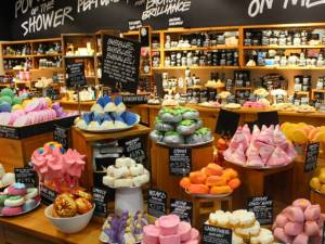 Privatiser un magasin Lush sera bientôt possible