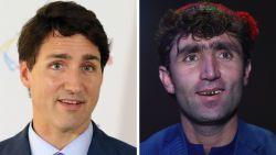 'Afghaanse Trudeau' hoopt talentenjacht te winnen door gelijkenis met Canadese premier
