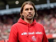 Mainz stuurt trainer Schmidt de laan uit
