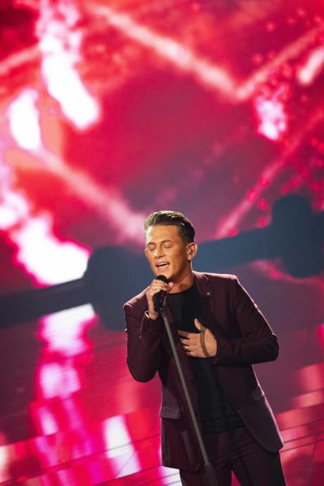 Alphense Menno Aben door naar finale The Voice of Holland