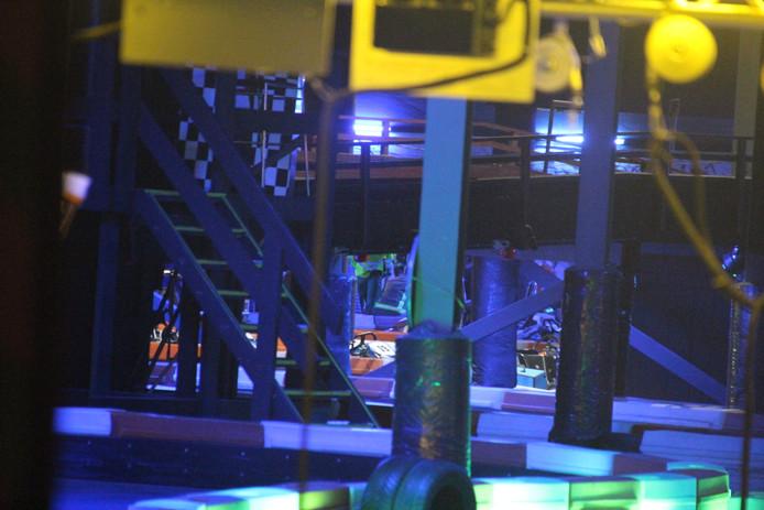 kartrijder gewond bij ongeluk op kartbaan de uithof | den haag | ad.nl