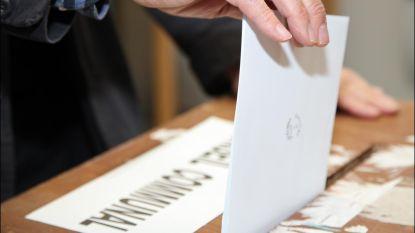 Iedereen in Oudsbergen in eigen kerkdorp naar de stembus