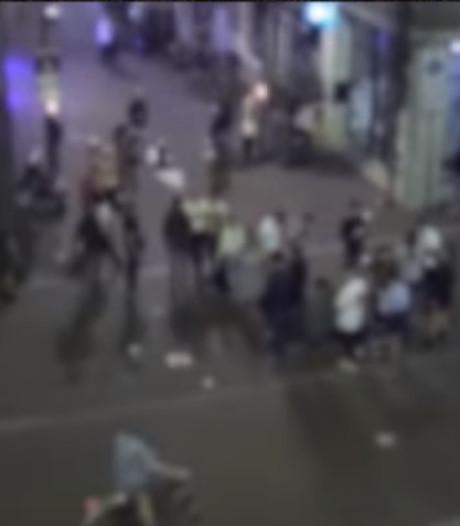 Drietal sloeg vader en dochter bewusteloos in Arnhem, politie geeft beelden vrij