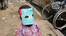 fotoreeks over Tim Dirven in Nigeria, waar tuberculose een dagelijkse realiteit is