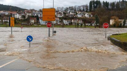 En er wacht Duitsers alleen maar nog meer regen
