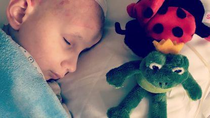 SuperGilles (9), de jongen die maar 1 zou worden, overleden aan hersentumor