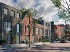 Zo komen de 17 gloednieuwe boulevardwoningen op Indië in Almelo eruit te zien