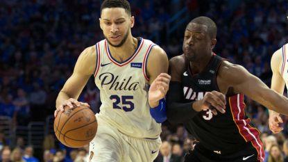 NBA: Philadelphia, New Orleans en Toronto beginnen uitstekend aan play-offs