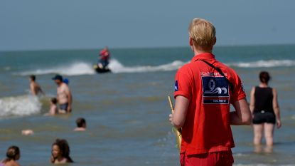 Opnieuw 500 verloren kinderen aan zee in eerste helft augustus
