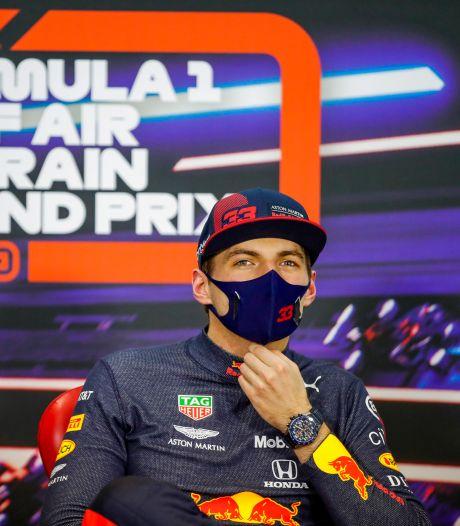 Verstappen na uitspraken over crash Grosjean: 'Ik bedoelde het anders'