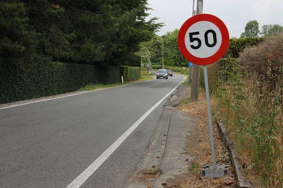 De snelheidsbeperking van 50 kilometer per uur blijft van kracht.
