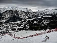 Gewonden bij grote brand in ski-oord Courchevel