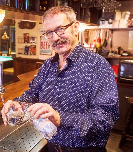Deze kroegbaas dronk 1000 liter bier per jaar maar stopte in één keer. Daar was wel een ongeluk voor nodig