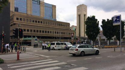 Brussel-Noord ontruimd na bommelding, treinen stoppen niet in station