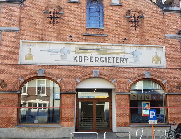 De Kopergietery doet ook mee met de actie.