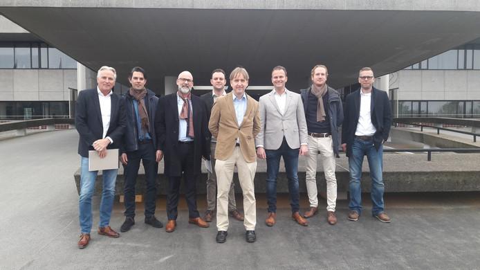 De Brabanders van Forum voor Democratie meldden zich in maart vorig jaar voor het eerst bij het provinciekantoor in Den Bosch.