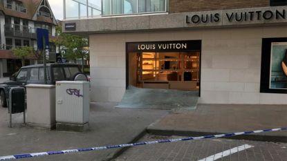 """Roemeense ramkrakers van Louis Vuitton-winkel in beroep: """"Dit is geen Roemeense kaartclub, dat is duidelijk"""""""