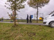 Persoon overleden door botsing met trein bij spoorwegovergang in Soest