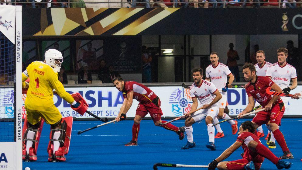 LIVE (14u30). Pakken de Red Lions historisch WK-goud tegen Nederland?