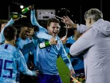 NEC'ers Proper en Van Ottele gaan naar het EK Onder 17