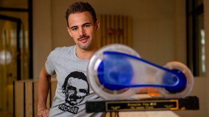 """Victor Campenaerts: van zwemmer tot Kristallen Fiets en uitdager van Bradley Wiggins: """"Mijn ambitie om het werelduurrecord te breken is realistisch"""""""