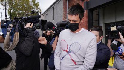 "Australiër die lachend stervende agenten filmde wil vrijkomen: ""Hij is getraumatiseerd"""