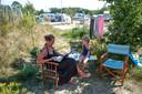 Niet op alle campings is het wifi-netwerk zo goed dat alle gasten er gebruik van kunnen maken.