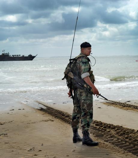 VVD Flevoland: 'Marinierskazerne naar onze provincie'